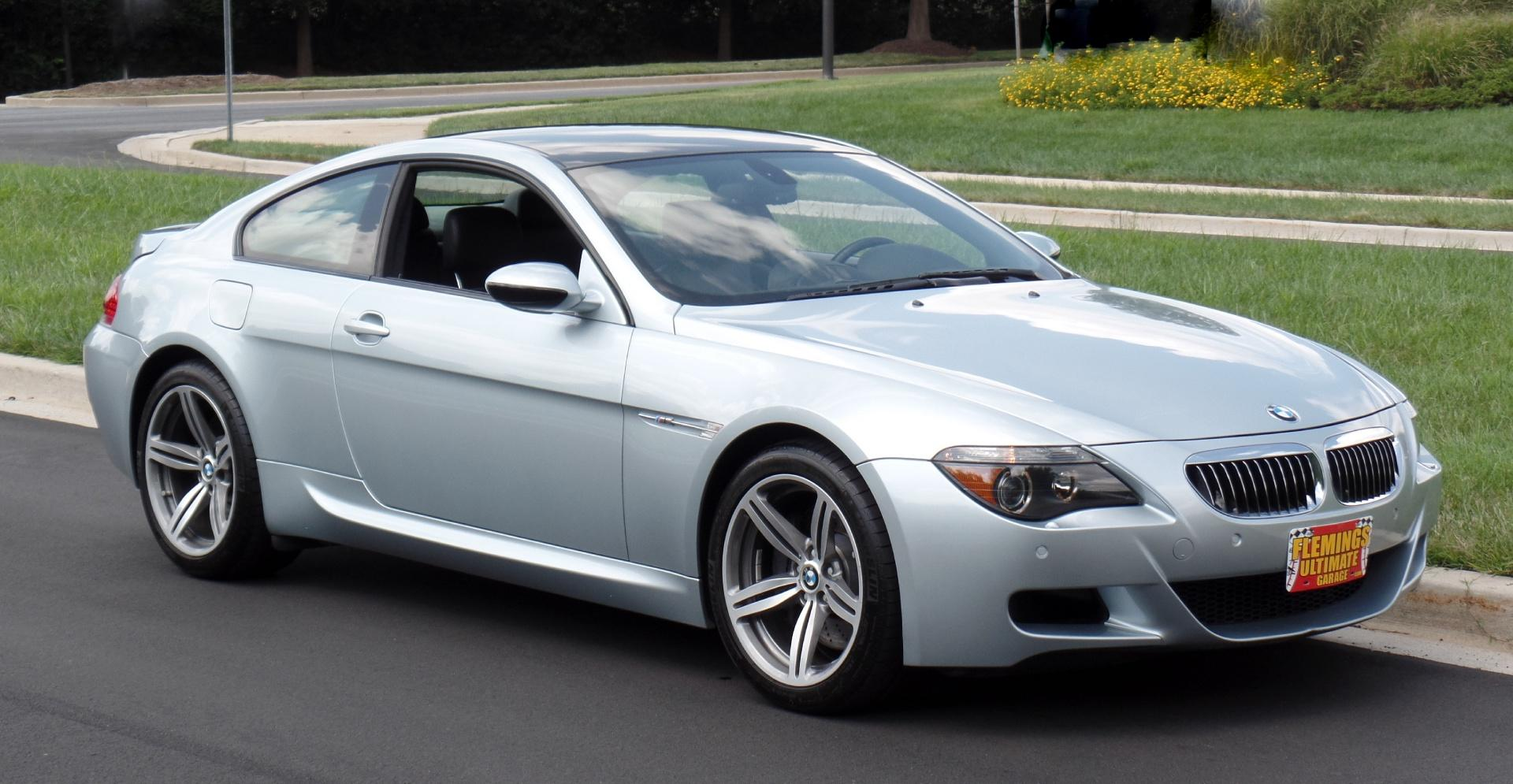 Service Manual Old Car Owners Manuals 2009 Bmw M6