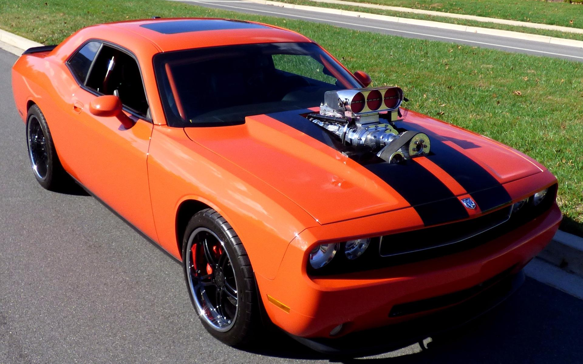 2009 Dodge Challenger One Of A Kind Over 1200 Hp Super