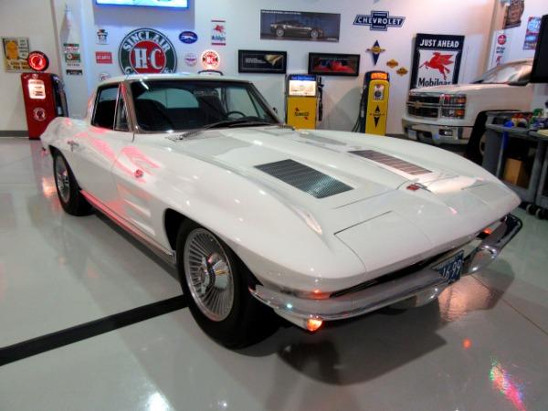 1963 Chevrolet Corvette Stingray Top Flight Split Window Rare