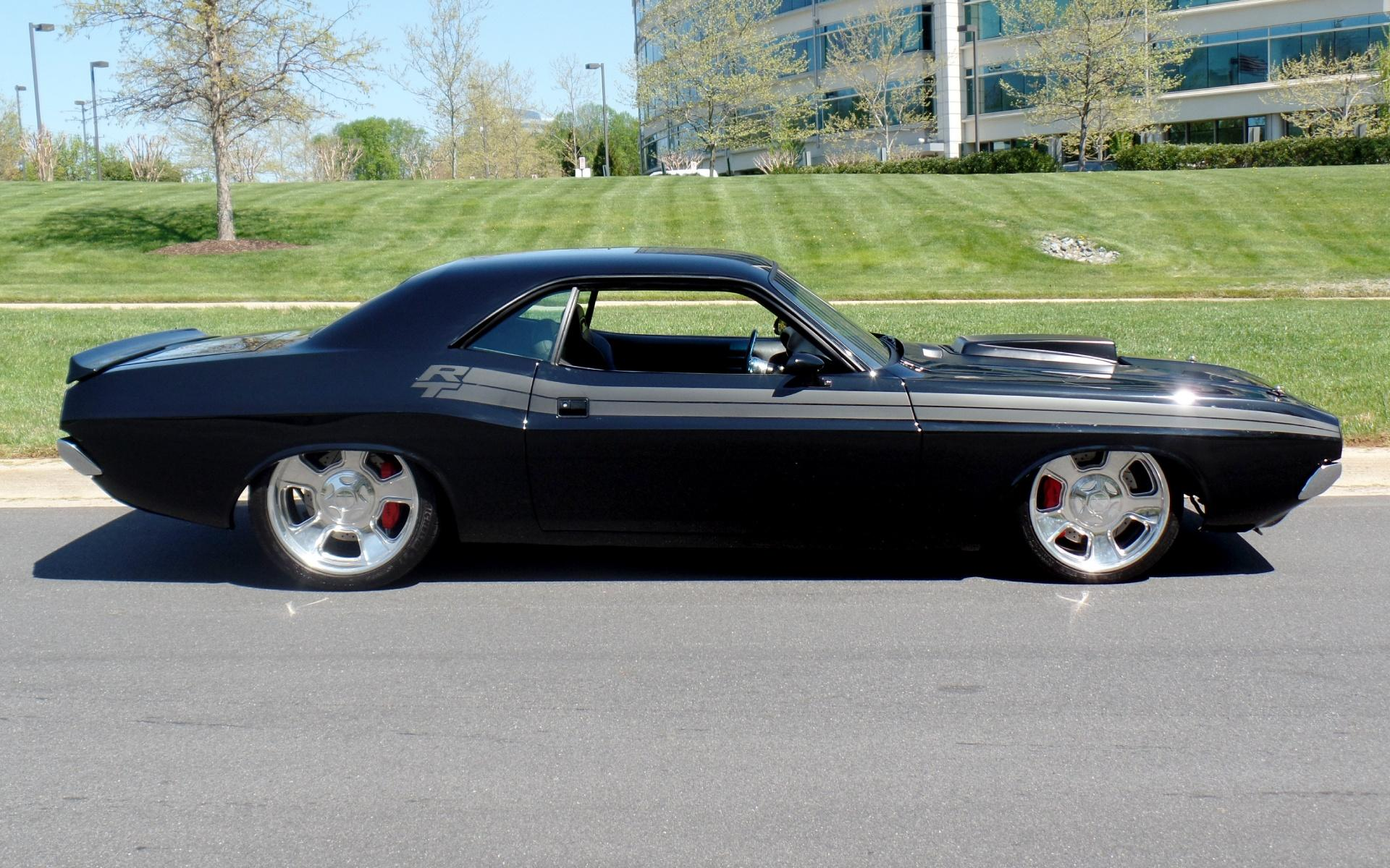 1971 Dodge Challenger R T Pro Touring