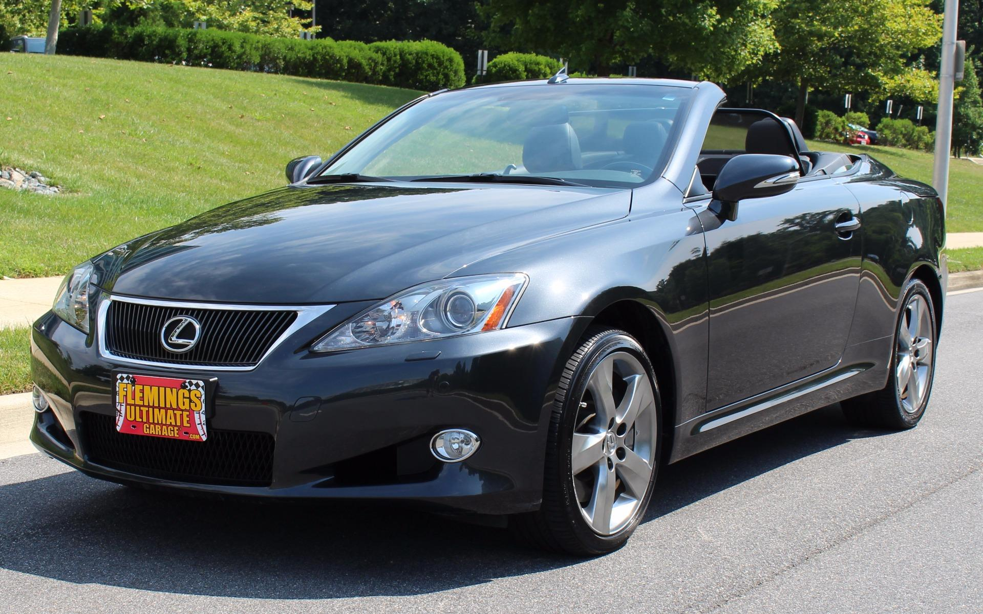 Used Lexus Is 350 >> 2010 Lexus IS 350 C