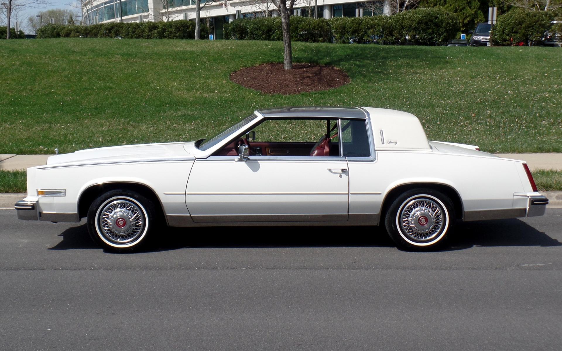 Mustang Dorado >> 1984 Cadillac Eldorado Parts Ebay | Autos Post