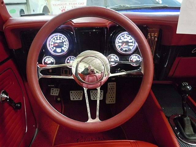 1969 Chevrolet Camaro Rs Ss Restomod Pro Touring Convertible