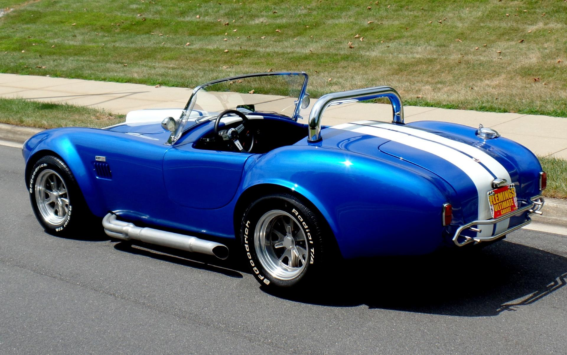 Big Valley Ford >> 1965 Shelby Cobra 427 Roadster