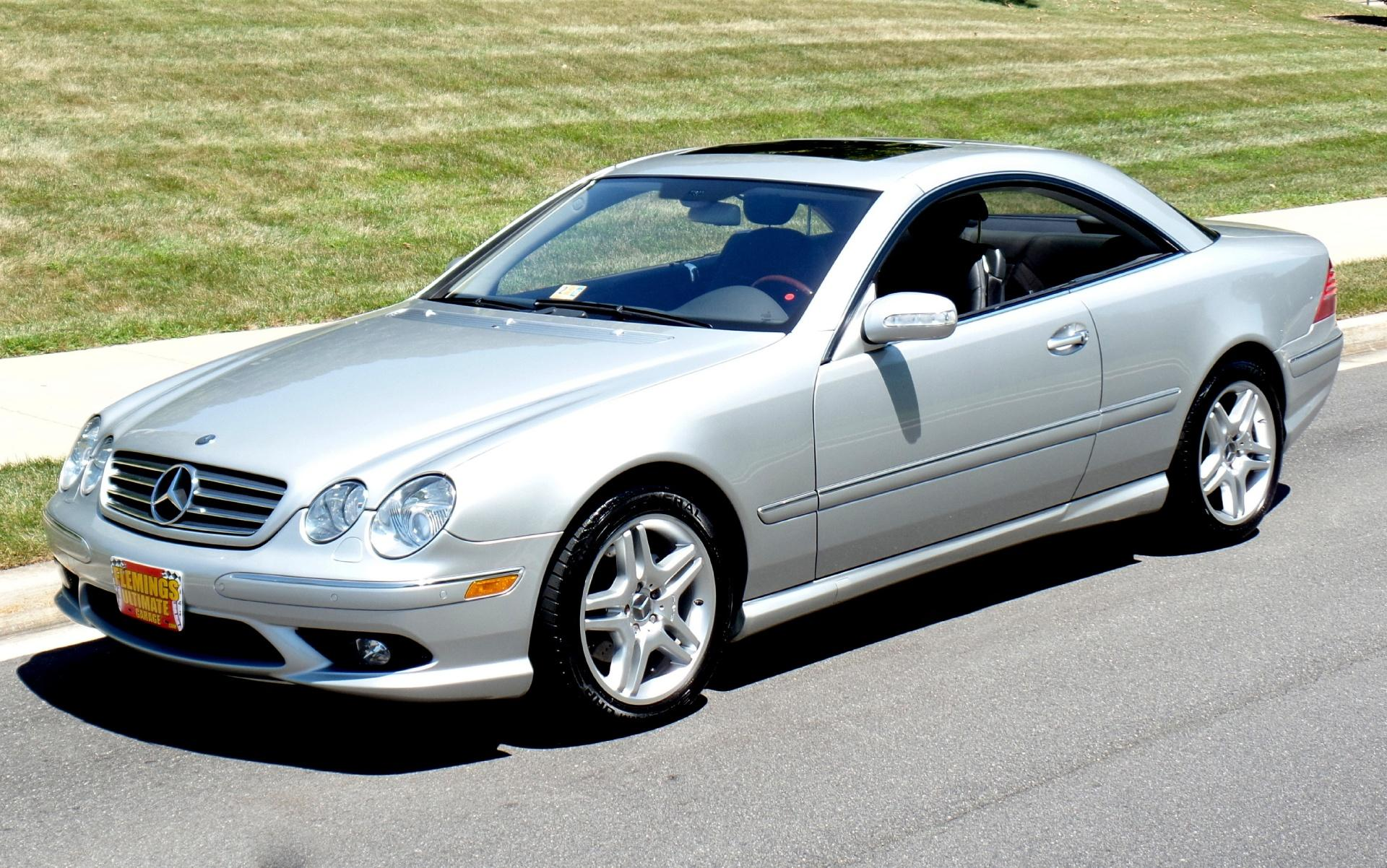 Image gallery 2006 mercedes cl500 for Mercedes benz parts dallas