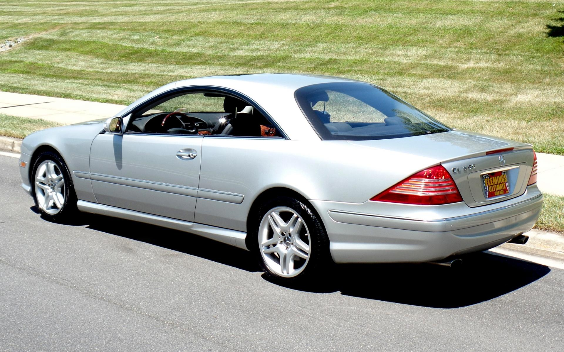 2006 mercedes benz cl500 coupe for 2006 mercedes benz cl500