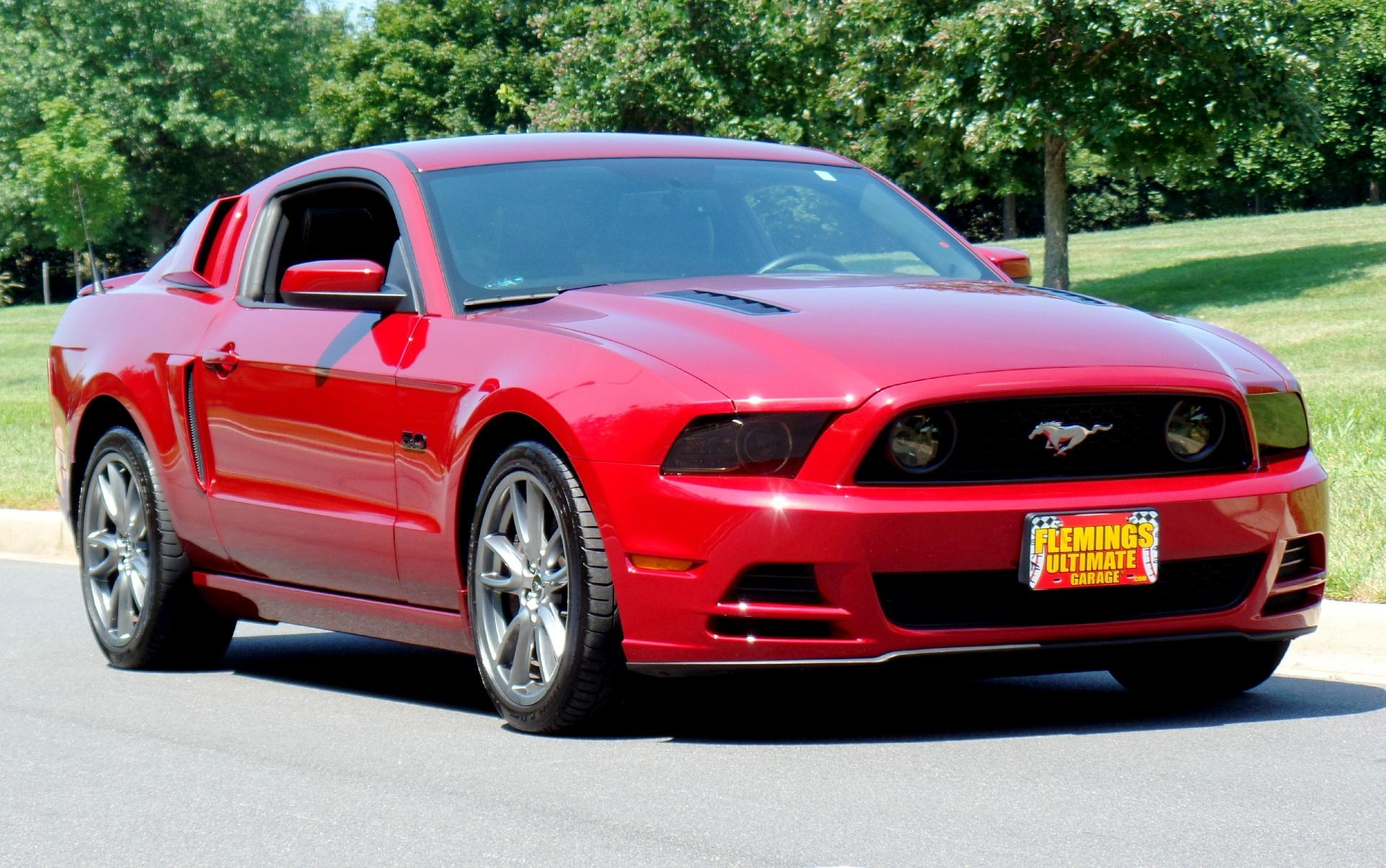 2014 Ford Mustang Gt Premium W Track Package