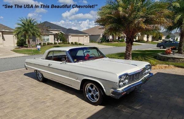 1964 Chevrolet Impala - SOLD!!