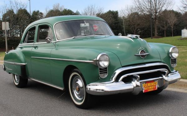 1951 Oldsmobile Rocket 88