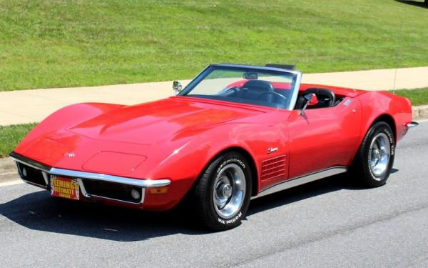 1972 Chevrolet Corvette Roadster