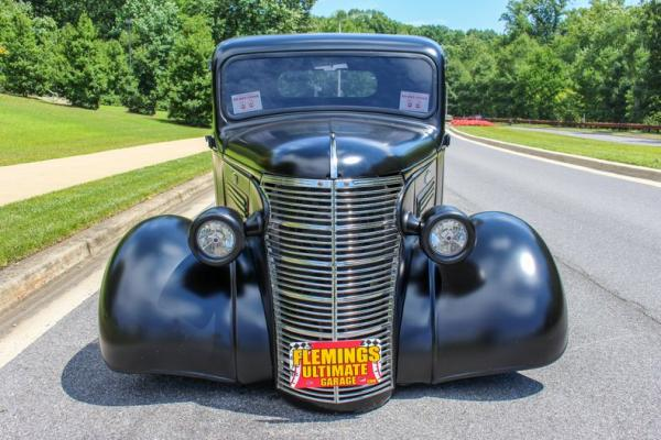 1938 Chevrolet Pro Touring Show Truck Air ride