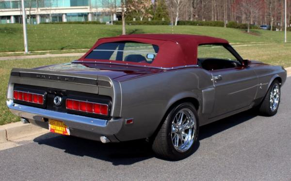 1970 Ford Shelby GT350 Convertible Pro touring