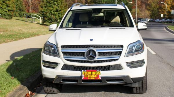 2015 Mercedes-Benz GL450 4X4