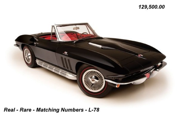 1965 Chevrolet Corvette Sting Ray  PRICE DROP!!