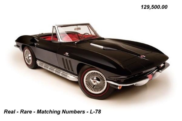 1965 Chevrolet Corvette Sting Ray  SOLD!!!