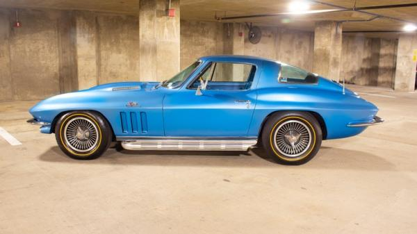 1966 Chevrolet Corvette 427 coupe