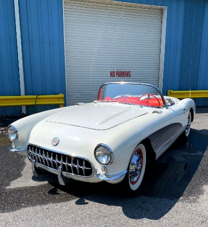 1957 Chevrolet Corvette Fuelie
