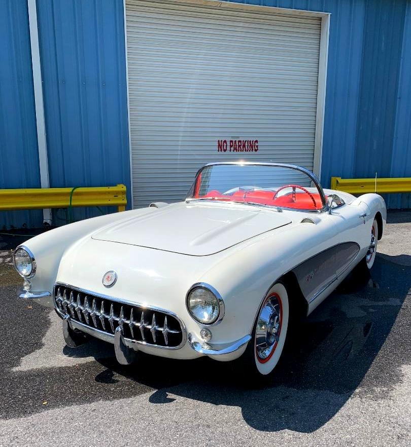 1957 Chevrolet Corvette Fuelie Survivor