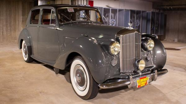 1953 Bentley type R53