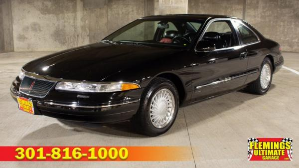 1993 Lincoln Mark VIII 3123 miles !!!