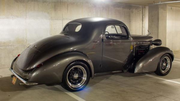 1936 Oldsmobile CUSTOM