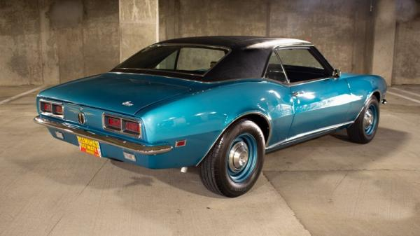 1968 Chevrolet Camaro RS