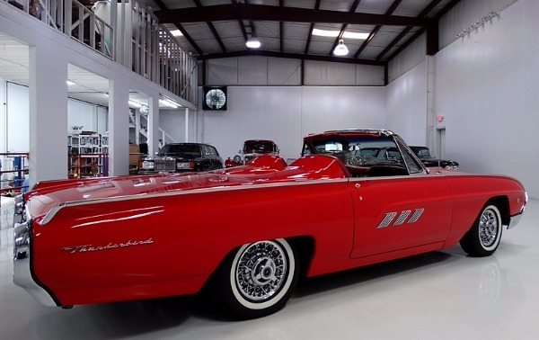 1963 Ford Thunderbird  Documented!  SOLD!! Factory Sports Roadster - SOLD