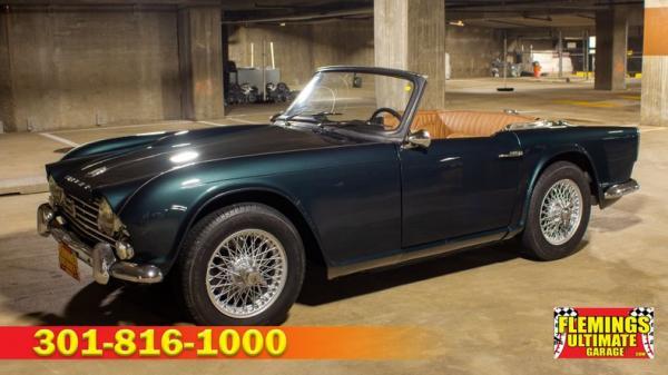 1964 Triumph TR-4 Convertible