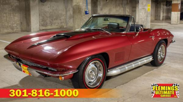 1967 Chevrolet Corvette 427/435HP Stingray