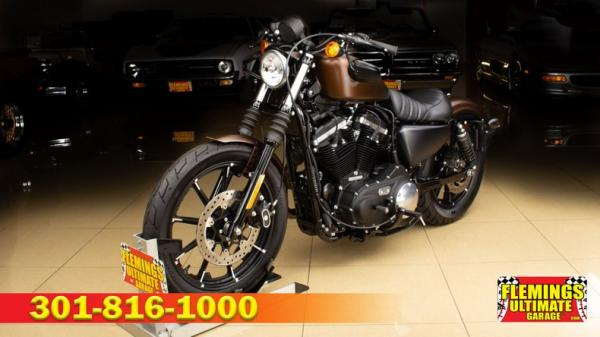 2019 Harley Davidson Sportster 883 Iron