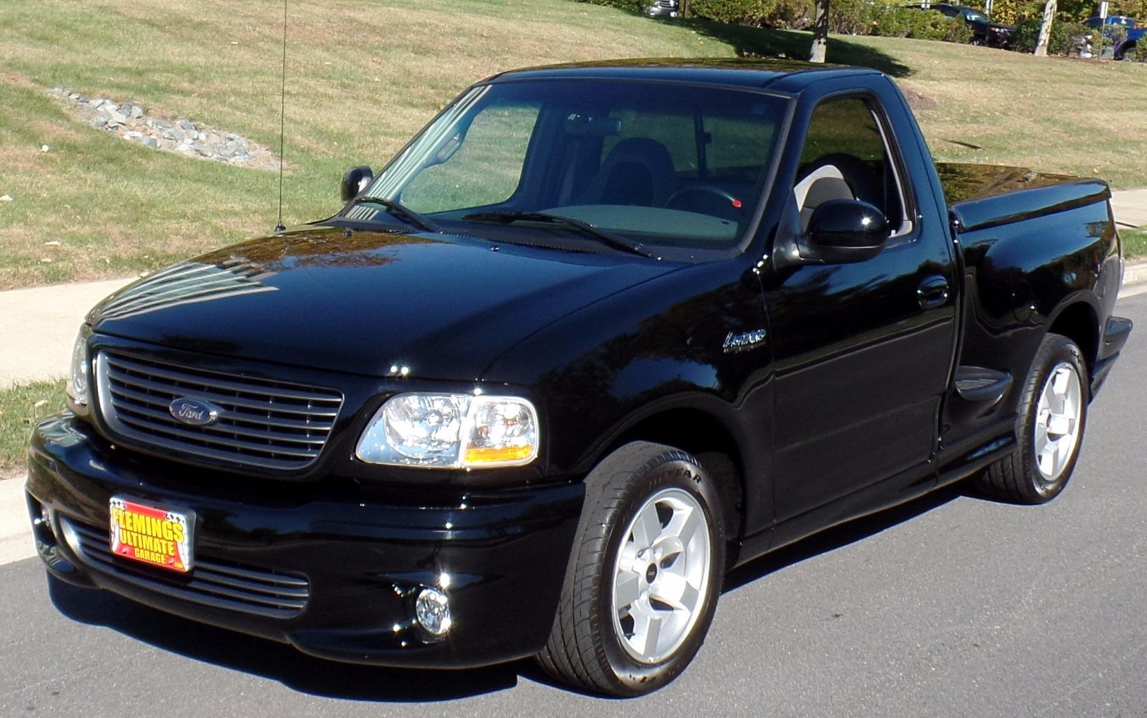 2001 ford f 150 svt lightning. Black Bedroom Furniture Sets. Home Design Ideas