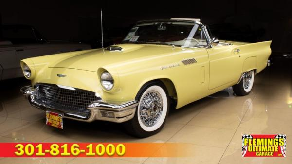 1957 Ford Thunderbird Amos Minter