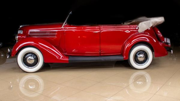 1936 Ford Phaeton Convertible