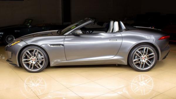 2016 Jaguar F-TYPE Supercharged convertible