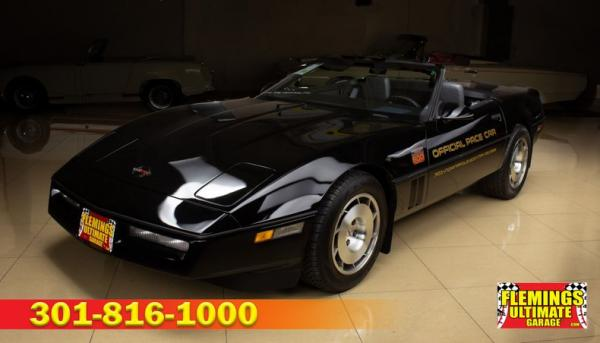 1986 Chevrolet Corvette Pace Car