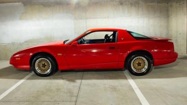 1991 Pontiac Trans Am GTA