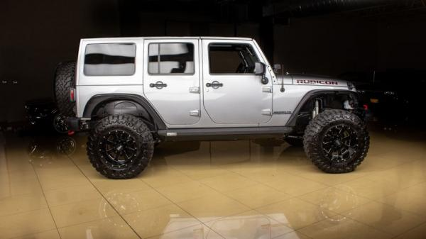 2017 Jeep Wrangler Unlimited Rubicon Hard Rock