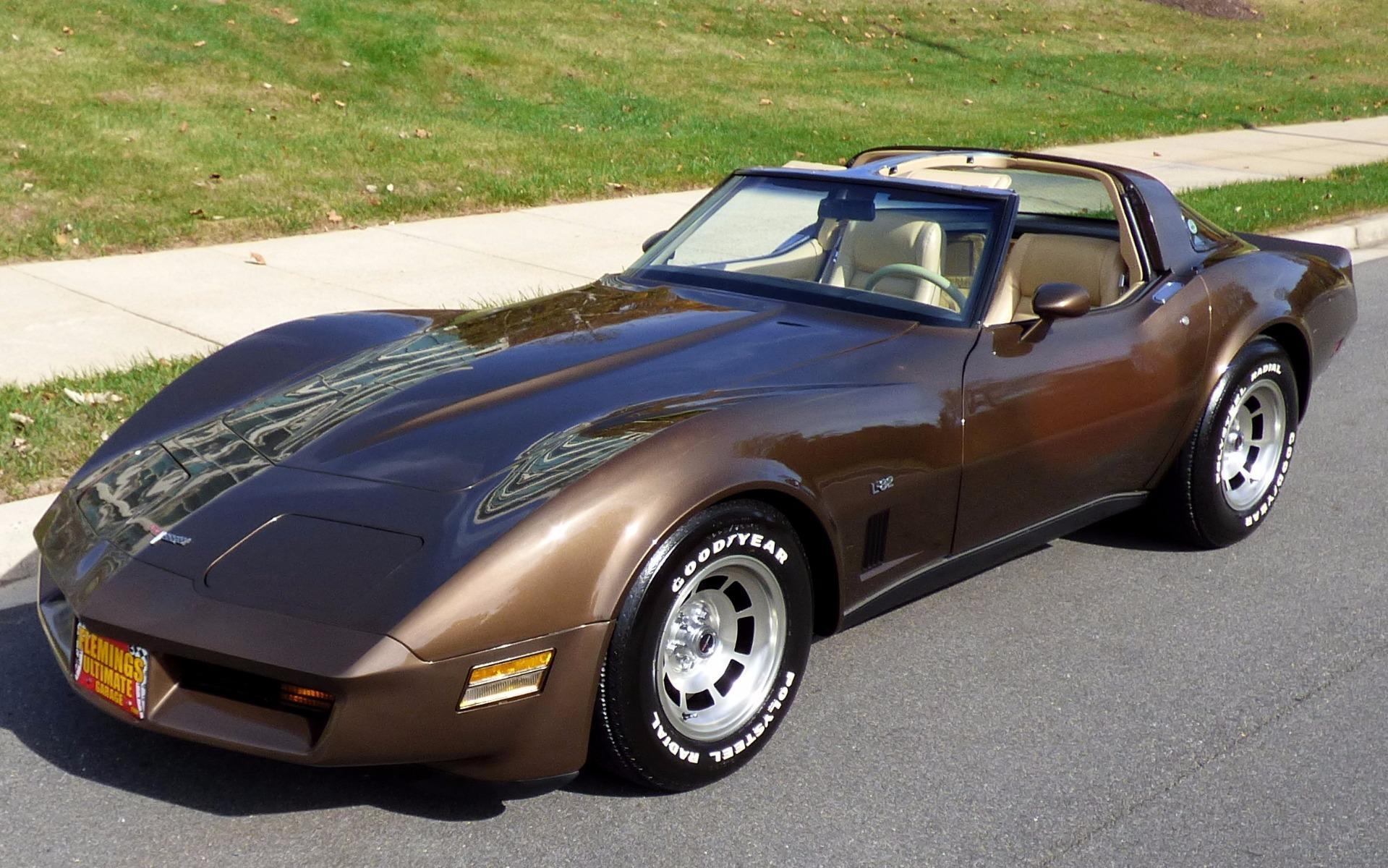 1980 Chevrolet Corvette NCRS 2 Time Top Flight Winner