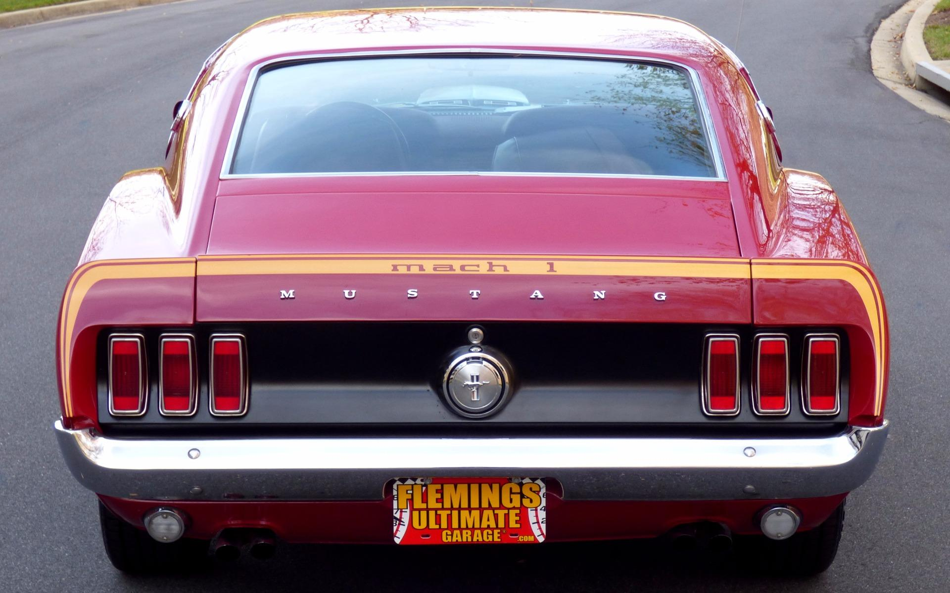 1969 Ford Mustang Real S Code Big Block Fastback Mach 1