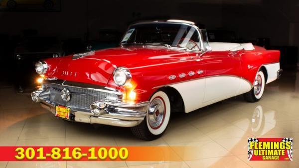 1956 Buick Super Convertible