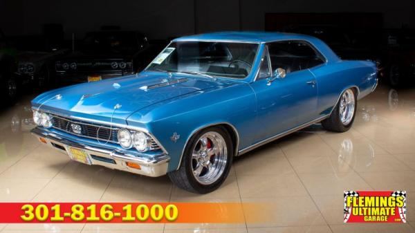 1966 Chevrolet Chevelle SS502 Pro-Touring