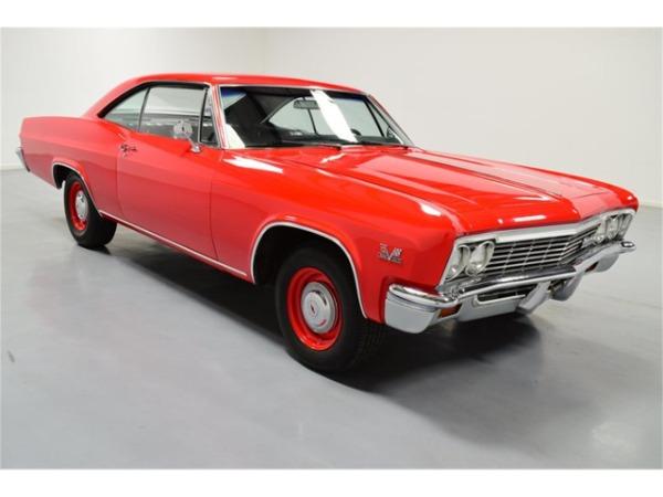 1966 Chevy Impala Sport Coupe