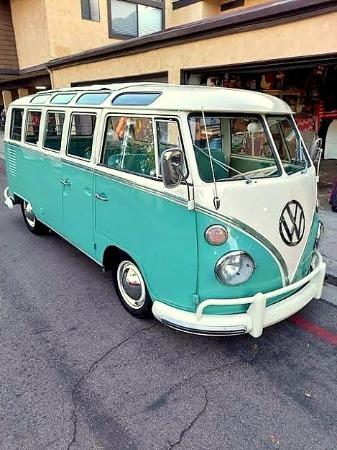 1967 Volkswagen Micro Bus