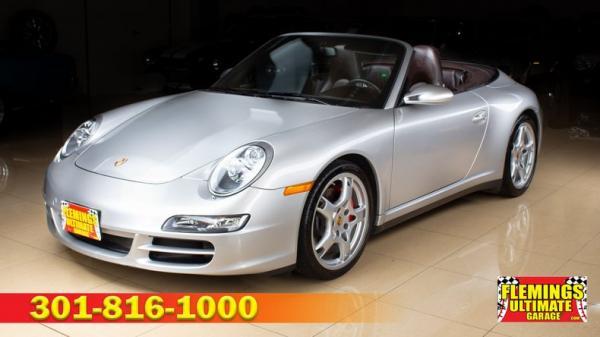2008 Porsche 911 C4S Cabriolet