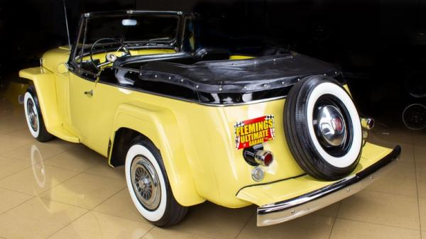 1952 Willys Jeepster