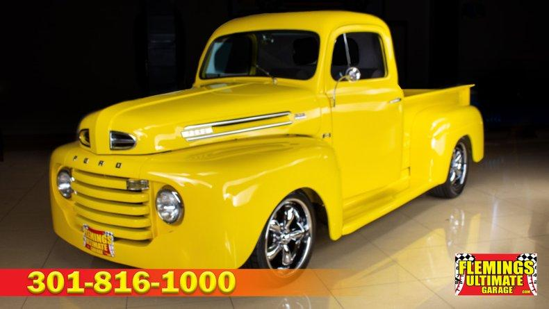 1949 Ford F1 ProTouring