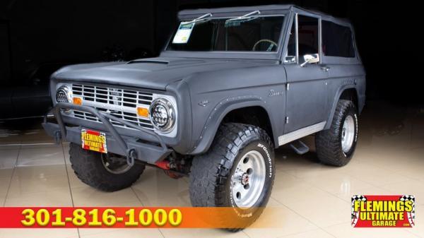 1967 Ford Bronco 4 X 4
