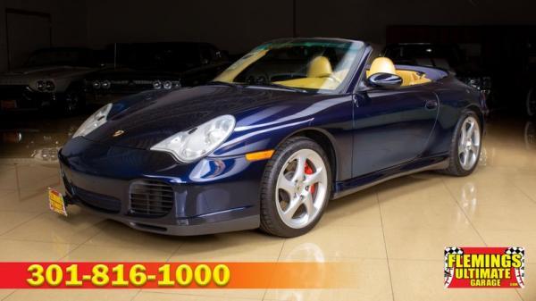 2005 Porsche 911 Carrera 4S Cabriolet