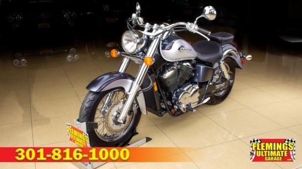 2003 Honda Shadow ACE 750