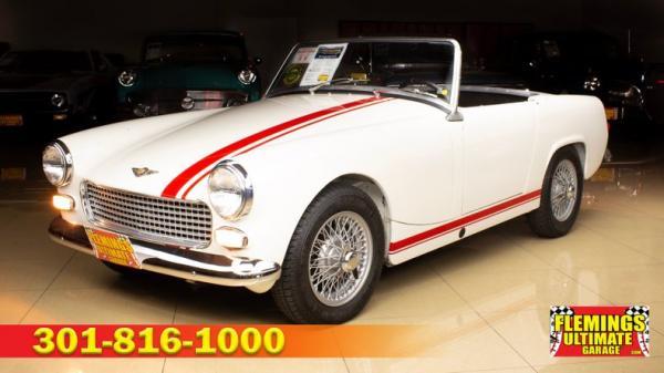1961 Austin Healey Sprite Roadster